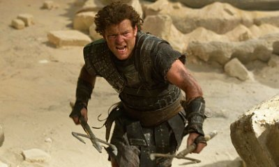 Sam Worthington reprises his role as Perseus in 'Warth of the Titans'