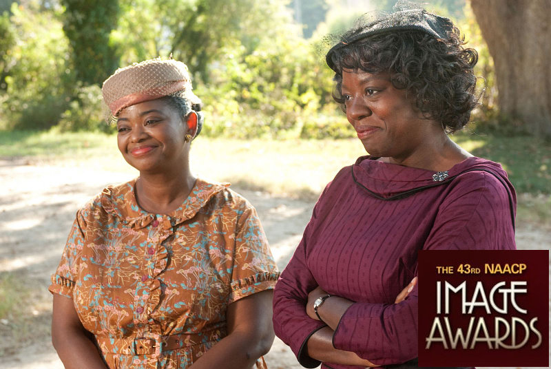 2012 NAACP Image Awards Winners in Movie: 'The Help' Claims Three Coveted Prizes
