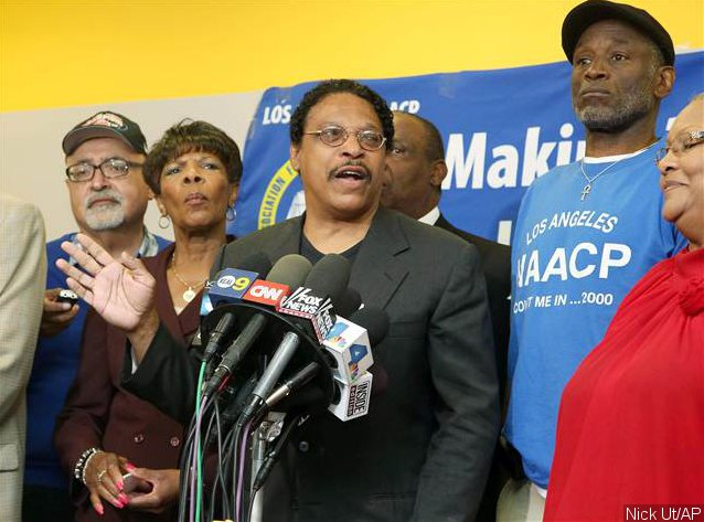 NAACP's L.A. Chapter President Resigns Following Controversy Over Donald Sterling
