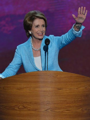 Nancy Pelosi on '30 Rock' Cameo Spot: I Would Do Anything Tina Fey Asks Me to Do