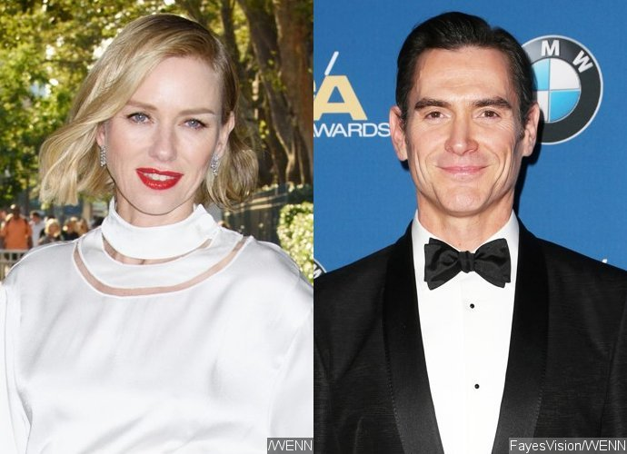 Going Public! Naomi Watts and Billy Crudup Hold Hands at BAFTAs After-Party