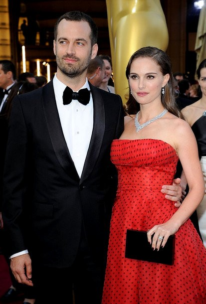 Natalie Portman and Fiance Spark Rumors They Are Secretly Married