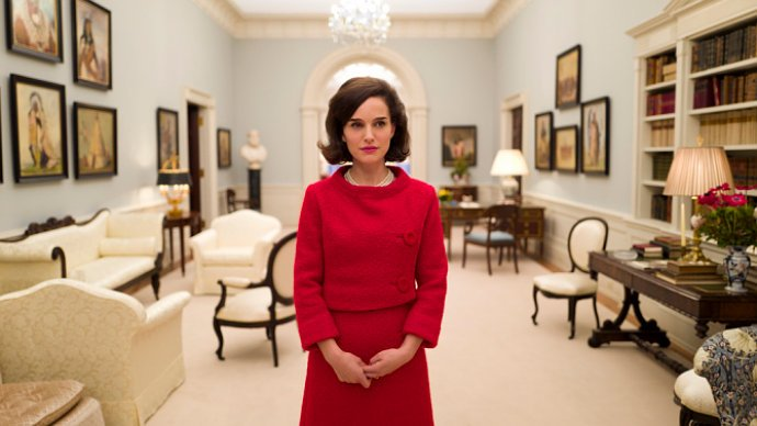 Get the First Look at Natalie Portman as JFK's Wife in 'Jackie'