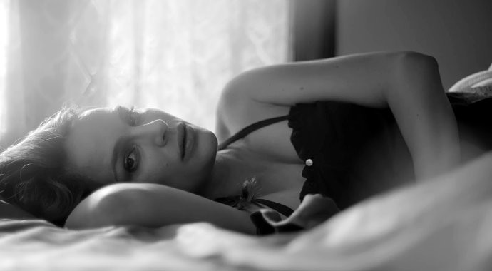 Natalie Portman Bares Baby Bump in James Blake's 'My Willing Heart' Music Video