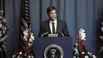 First Trailer for NatGeo's 'Killing Kennedy' Starring Rob Lowe