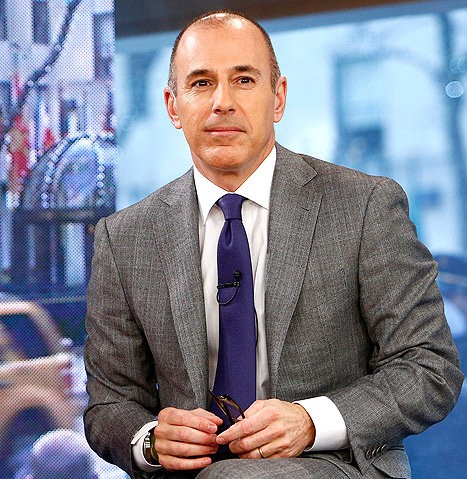 NBC Executive: There's No Plan to Replace Matt Lauer on 'Today'