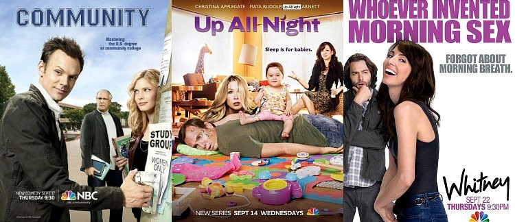 NBC Midseason Schedule: 'Community' Shelved, 'Up All Night' and 'Whitney' Moved