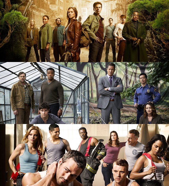 NBC Renews 'Revolution', 'Grimm', 'Chicago Fire' and Two More