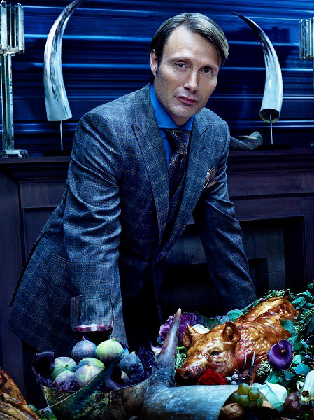 NBC's 'Hannibal' Gets Premiere Date, Debuts New Photo of Dr. Lecter