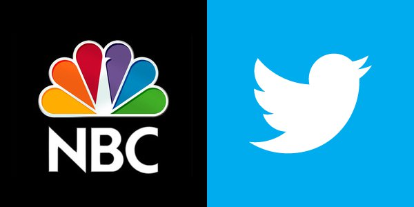 NBC's Shows to Stream on Twitter