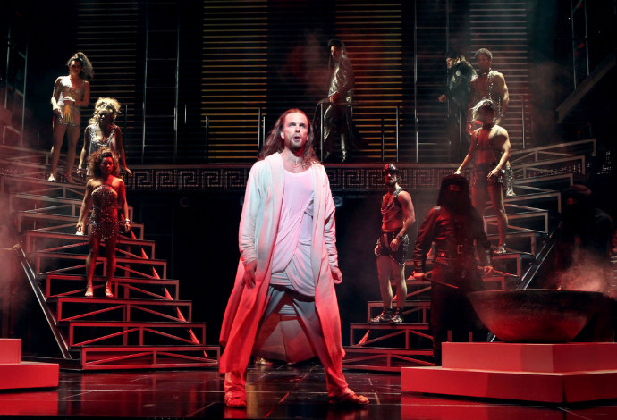 NBC Takes on 'Jesus Christ Superstar' for Next Live Musical