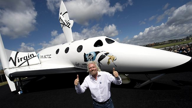 NBC Will Air Virgin Galactic's First Commercial Space Flight