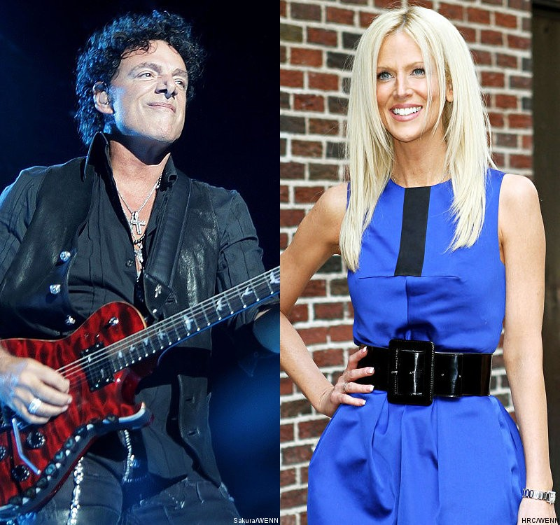 Video: Neal Schon Surprises Michaele Salahi With Birthday Serenade