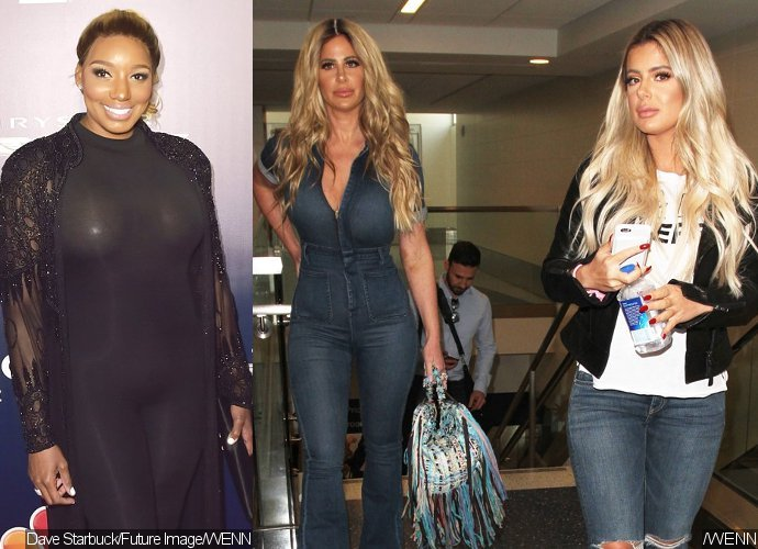 NeNe Leakes Feuding With Kim Zolciak and Her Daughter Over Cockroach Video, Calling Them 'Racists'