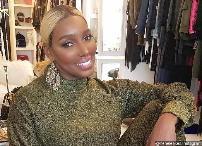 NeNe Leakes Flaunts Nipples in Completely See-Through Dress