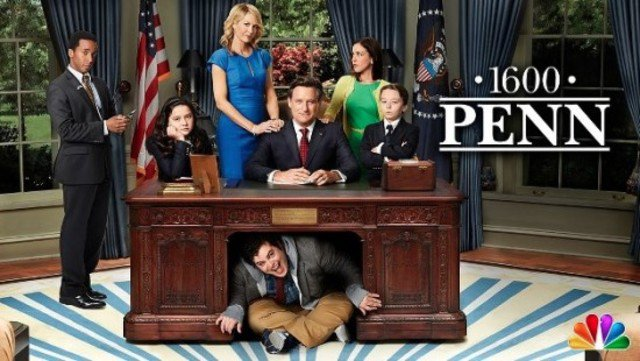 New '1600 Penn' Promo Highlights the Unconventional First Family