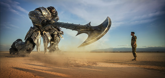 See New Awesome Photos of 'Transformers: The Last Knight'