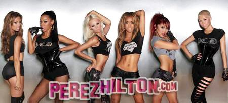 Six Members of Newly-Reformed Pussycat Dolls Revealed in Picture