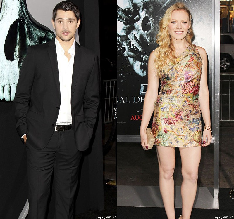 Nicholas D'Agosto and Emma Bell Bring Charm to L.A. Premiere of 'Final