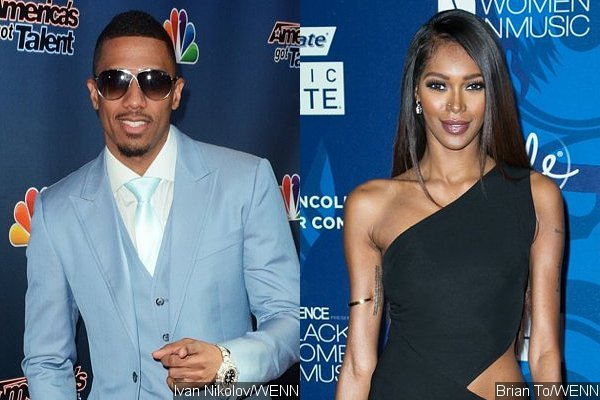Is nick cannon dating nicole murphy