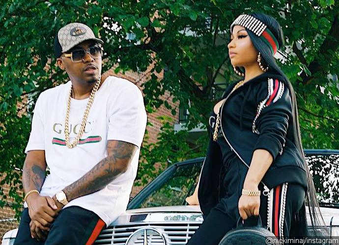 Foto: Are Nicki Minaj and Nas Indeed an Item? She Reignites Dating Rumors With New Photos