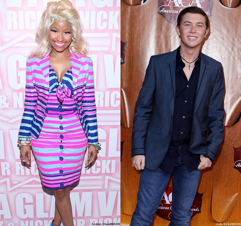 Nicki Minaj and Scotty McCreery to Perform on 'American Idol'