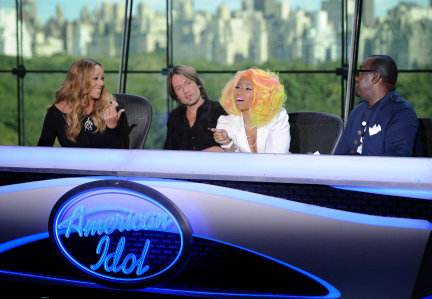 'American Idol' Charlotte Auditions: Nicki Minaj Mad at Fellow Judges