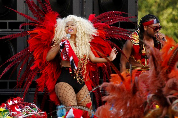 Nicki Minaj Releases Behind the Scenes of 'Pound the Alarm' Video