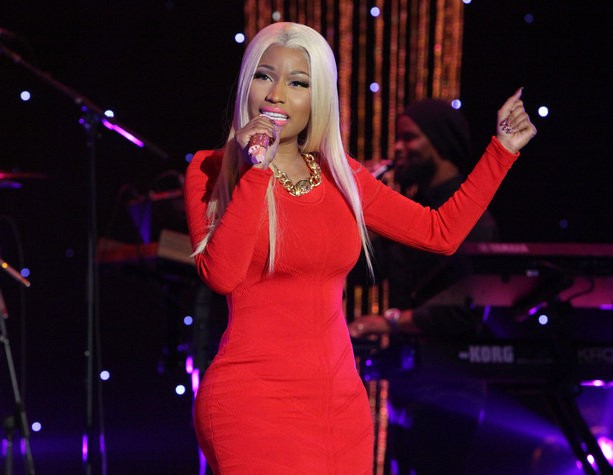 Video: Nicki Minaj Sings 'Freedom' on 'Ellen'