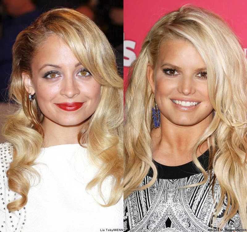 Nicole Richie: Jessica Simpson Is Someone I Really Respect