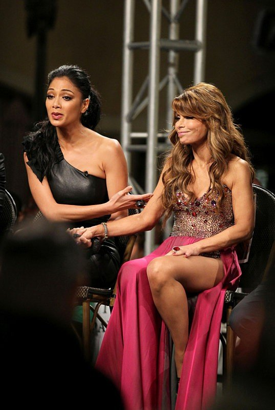 Nicole Scherzinger and Paula Abdul Out of 'X Factor (US)' Too