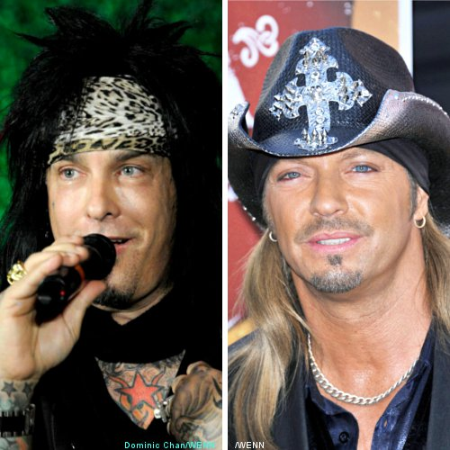 Nikki Sixx Apologised to Bret Michaels for Poison Jibes