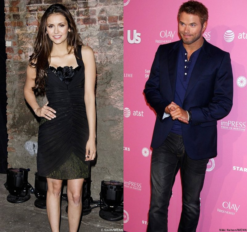 Nina Dobrev May Star Opposite Kellan Lutz in Drug Ring Drama 'Kid Cannabis'