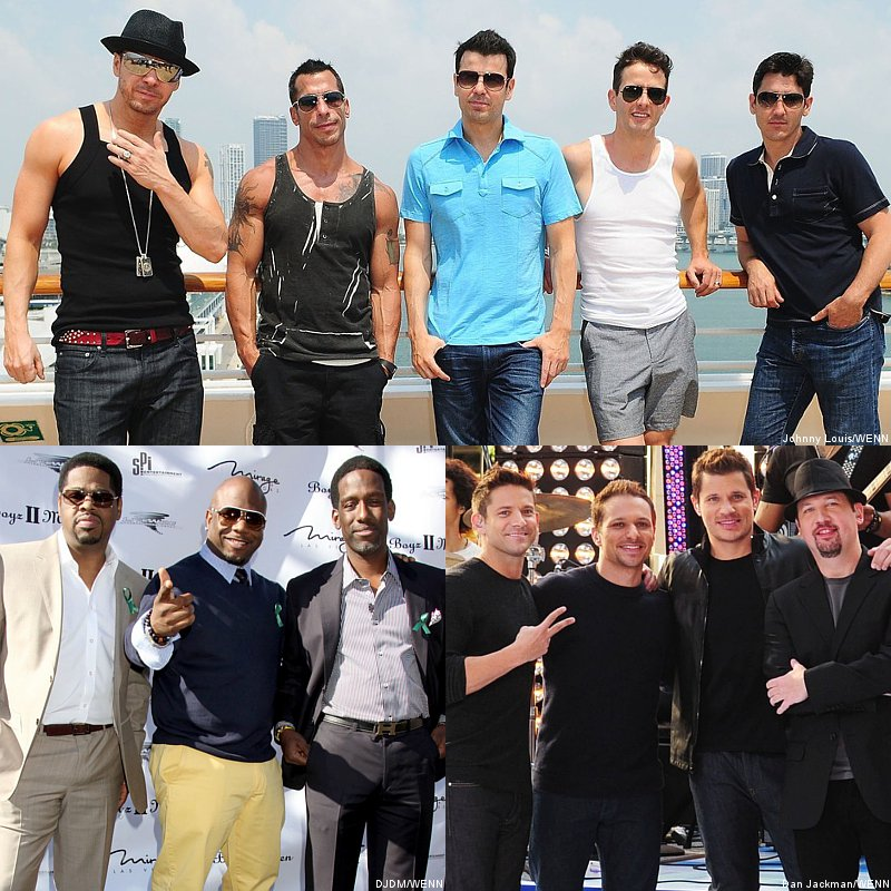 NKOTB Announce New Album, Will Tour With Boyz II Men and 98 Degrees