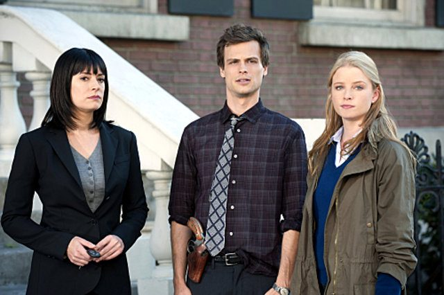 Official: Paget Brewster Returns to 'Criminal Minds', Rachel Nichols Leaves
