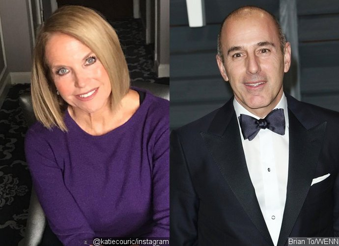 Old Footage Sees Katie Couric Saying Matt Lauer Pinched Her 'on the Ass a Lot'