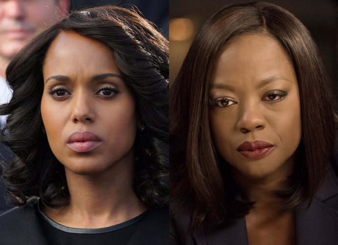 Olivia Meets Annalise in First Look at 'Scandal' and 'HTGAWM' Crossover Event
