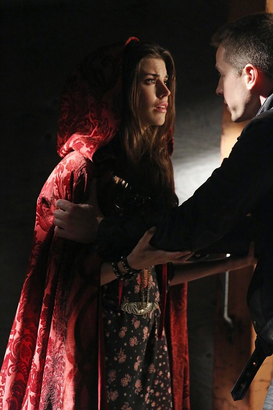 'Once Upon a Time' 2.07 Preview: Red Riding Hood Turns Into Murderous Wolf