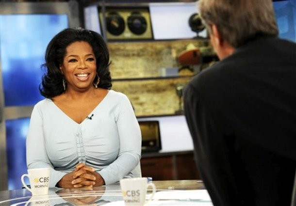 Oprah Winfrey: I Would Not Have Started OWN Had I Known It Was This Difficult