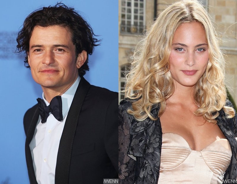 Orlando Bloom Reportedly Dating Actress Nora Arnezeder