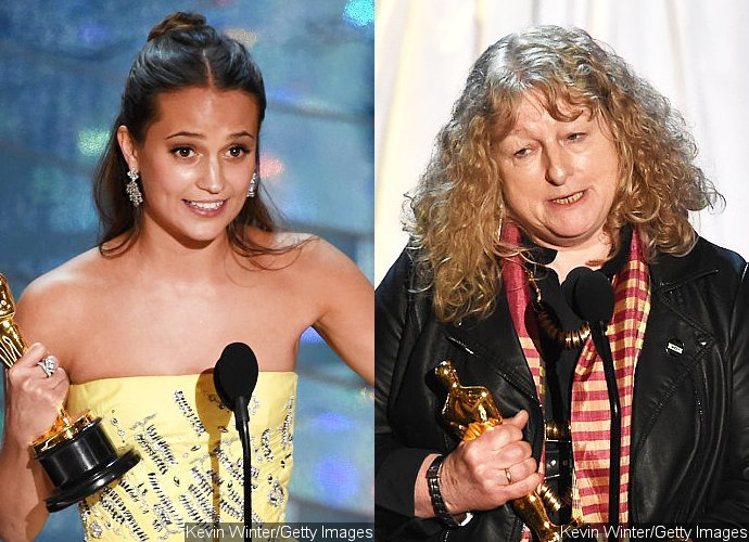 Oscars 2016: Alicia Vikander Is Best Supporting Actress, 'Mad Max' Already Wins Two