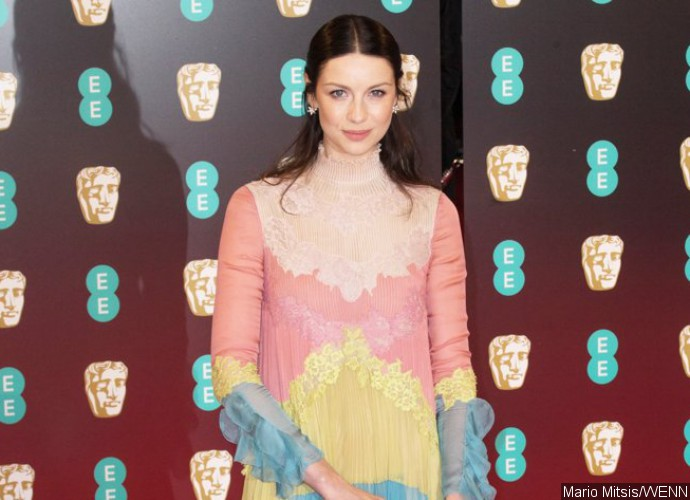 'Outlander' Star Caitriona Balfe Announces She Is Engaged - See Her Ring!