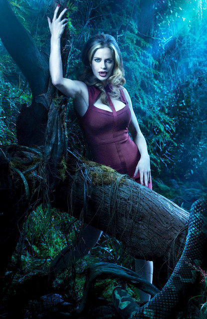 Pam Versus the Witch on New 'True Blood' Promo