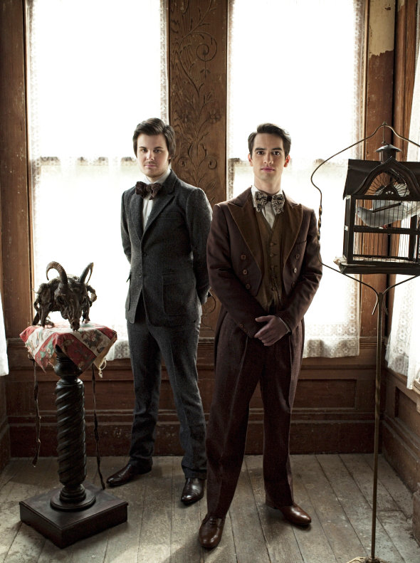 Panic At the Disco Debut 'Ready to Go' Music Video