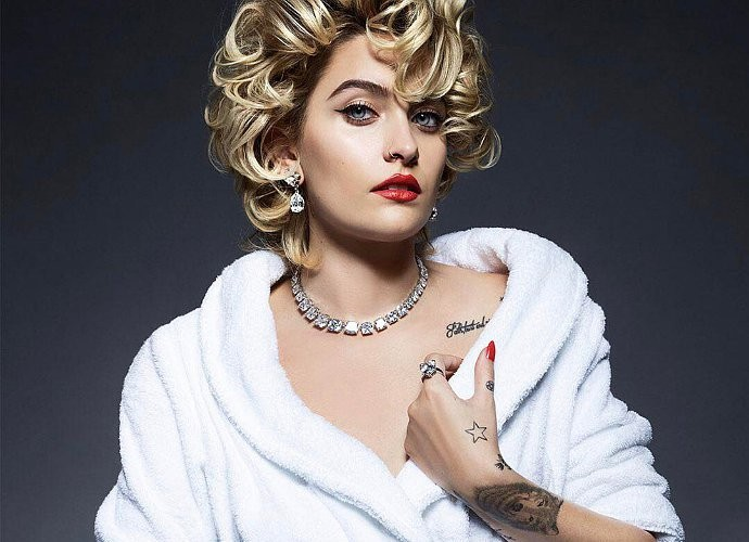 Paris Jackson Channels Marilyn Monroe as She's Dubbed Vanity Fair's Newest 'It Girl'
