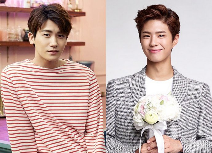 Hear Park Hyung Sik and Park Bo Gum Practice 'Two People' for Song Song Couple's Wedding