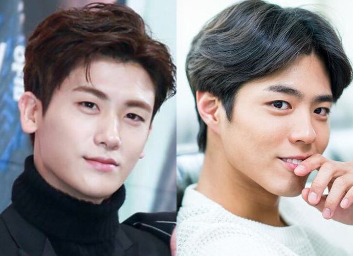 Watch Park Hyung Sik and Park Bo Gum's Collaboration at Song Song Couple's Wedding