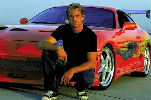 Paul Walker S Toyota Supra From Fast And Furious Is Up