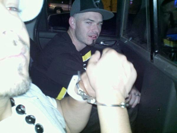 Paul Wall Tweets Photo of Arrest, Baby Bash Clarifies Police Diss