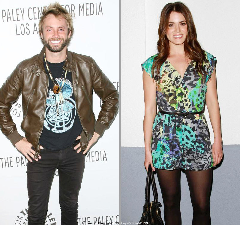 Paul McDonald 'Idol' Reject Dating Nikki Reed